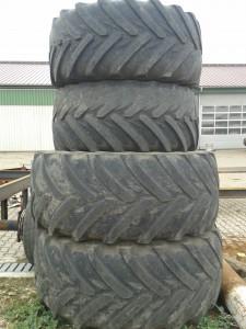 Michelin Xeo Bib 600/60R30.5 710/60R42 Restprofil 10%